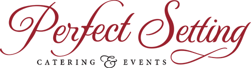 Philadelphia and Main Line Catering Company | Perfect Setting Catering | Company Logo
