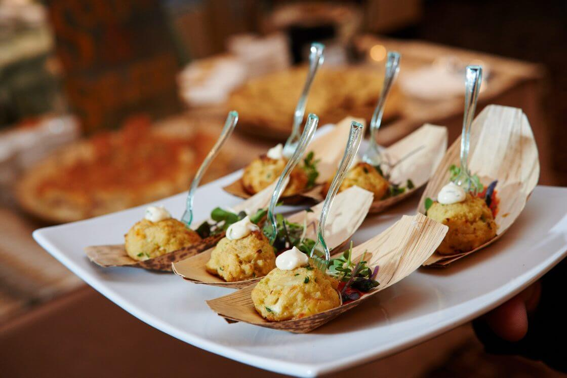 Philadelphia Caterers | Main Line Caterers | Perfect Setting Catering | Fabulous Hors D'oeuvres