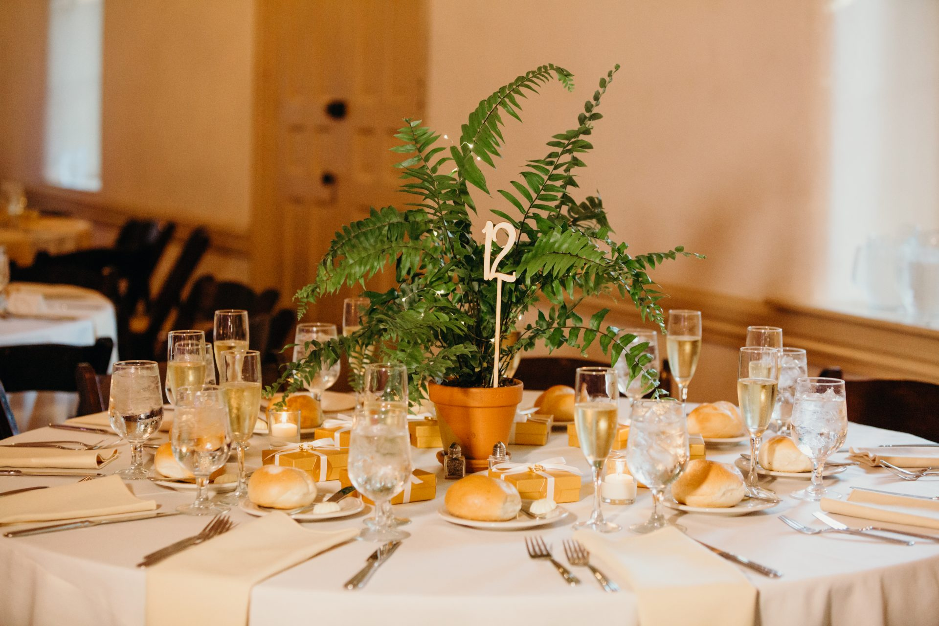 Seated-Served Wedding Reception Menus | Perfect Setting Catering